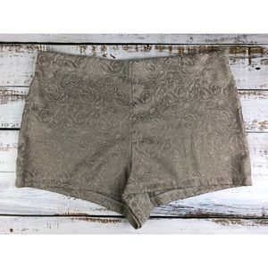 NEW Free People Intimately Sleep Shorts Size Large